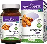 New Chapter. Turmeric Force. 120 Ct. 2 Boxes by Turmeric Force. 120 Ct