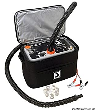 Gonfiatore Bravo Turbo Max 12 V English: Inflator Turbo max: Amazon.es: Deportes y aire libre