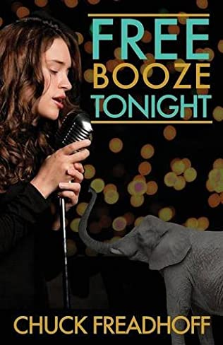 book cover of Free Booze Tonight