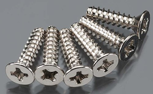 Traxxas CounterSunk Screw Set 3x12mm 2648 - Traxxas Countersunk Screws