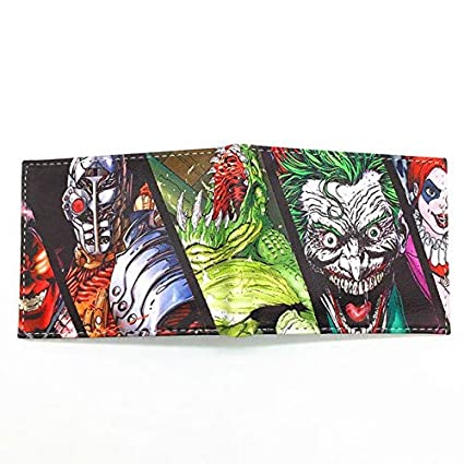 SWVV Cartera Deadpool/Iron Man/The Joker/Star Wars Carteras ...