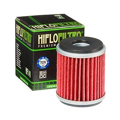 HIFLO FILTRO HF141 Premium Oil Filter: Automotive