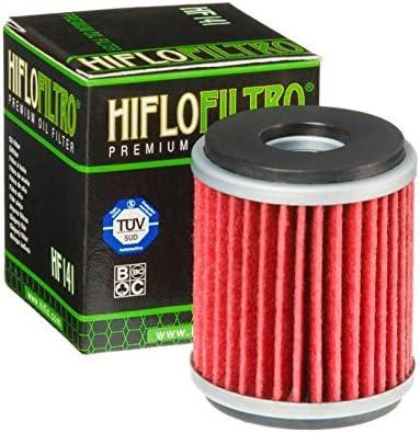 Filtro de aceite HiFlo filtro hf141 moto Yamaha 125 WR R 2009 con ...