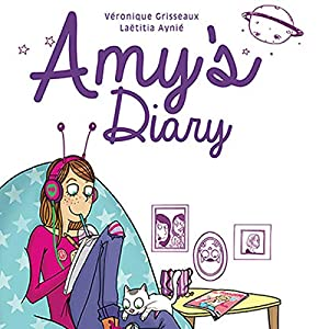 Amazon.com: Amys Diary #1: Space Alien...Almost? (Amys ...