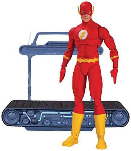 DC Collectibles DC Comics Icons: The Flash Chain Lightning Action Figure by DC Collectibles