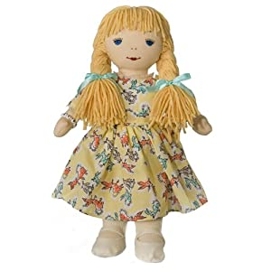 Amazon Com Best Pals Janet Original 16 Quot Rag Doll Toys