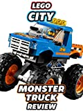 Clip: Lego City Monster Truck Review