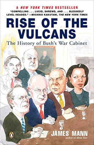Rise of the Vulcans: The History of Bush's War Cabinet (Rl Männer)