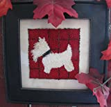 Punch Needle Embroidery McWESTIE