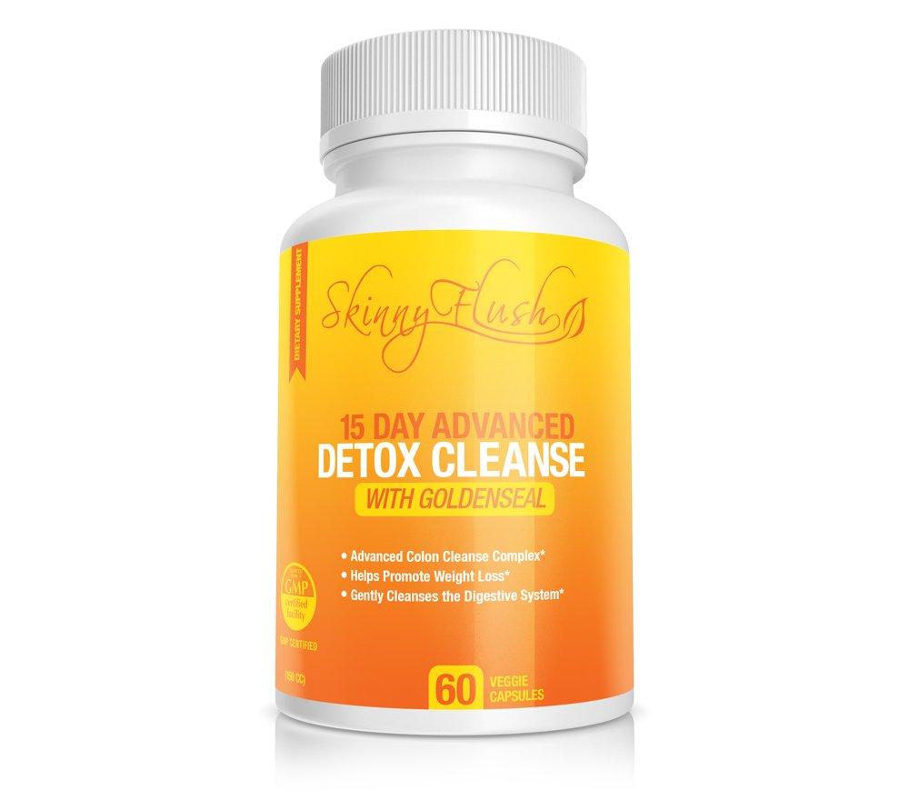 best detox cleanse diet pills