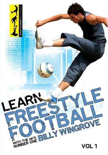 Learn Freestyle Football [DVD] ()