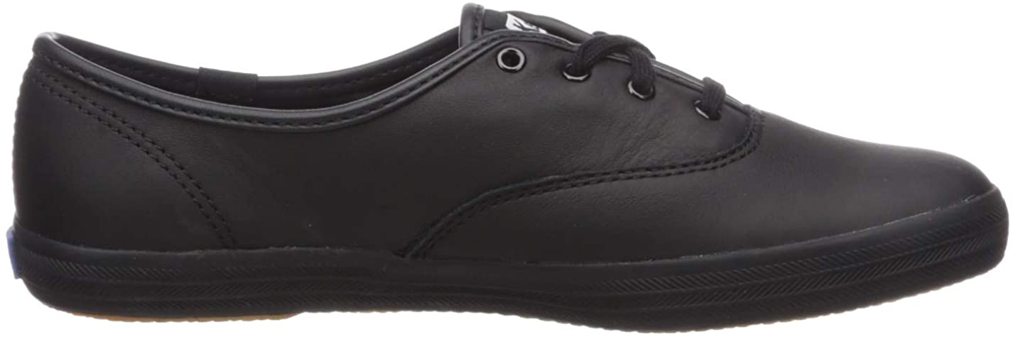 Keds Womens Champion Leather Sneaker