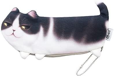 Kawaii Cats Soft Cellphone,Small stuff Case Bags Storage Bags Women's Coin Purse Handbag Fashion Cosmetic Bag