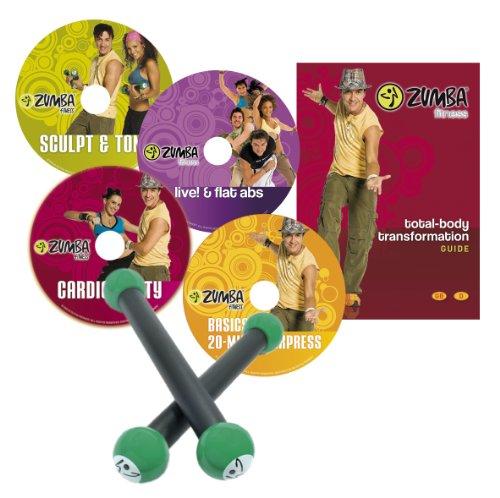 Zumba Fitness®  DVD Programm Basis Set