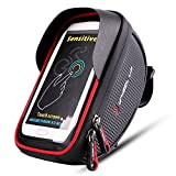 Bike Bag 2 in 1 Bicycle Phone Bag Mobile Wallet Combined Design for Riding