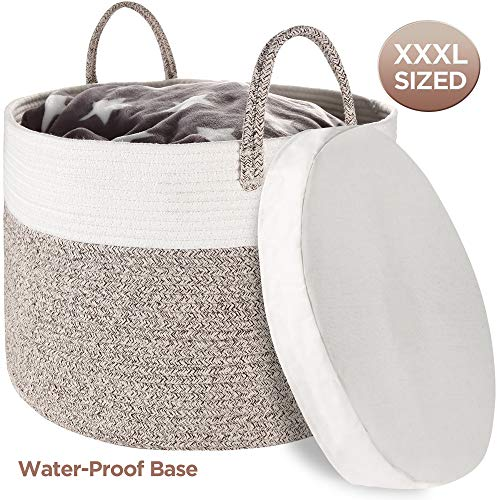 Which are the best large rope basket with lid available in 2020?