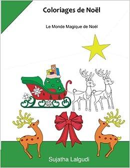 Coloriages De Noel Livre De Coloriage Anti Stress Coloriage Noel