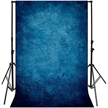 Yeele 3x5ft Vintage Dark Blue Photography Backdrop Solid Blurry Gradient  Pastel Chic Colours Design Photo Background Photobooth Adult Baby Party  Photo