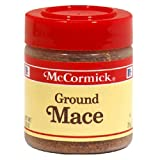 McCormick Ground Mace .9OZ (Pack of 12)