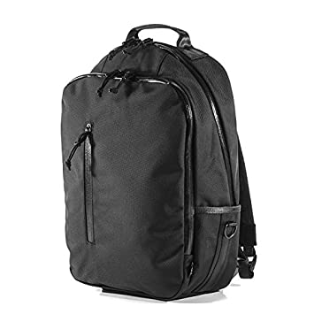 Bucktown Backpack Black Ballistic Nylon