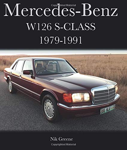 Mercedes-Benz W126 S-Class 1979-1991 (Crowood Autoclassics) ()