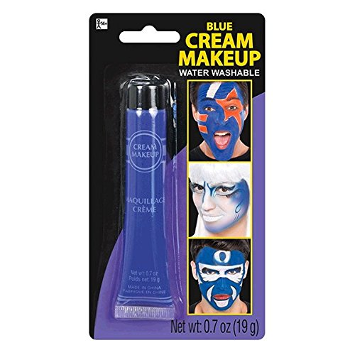 (Blue Cream - Makeup Costume)