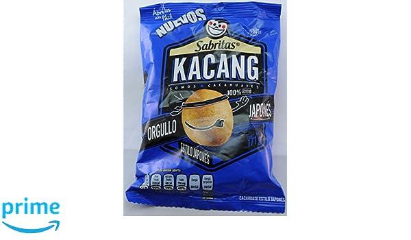Sabritas Kacang Japonès Peanuts Japanese Style Snacks 3 Pack Amazon