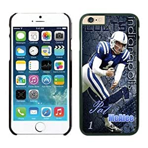 NFL Case Cover For Apple Iphone 5/5S Indianapolis Colts Pat McAfee Black Case Cover For Apple Iphone 5/5S Cell Phone Case ONXTWKHB1972