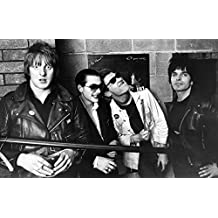 Stick It On Your Wall The Damned - Before Performing Newcastle Polytechnic 28 March 1977 Poster - 60x91.5cm