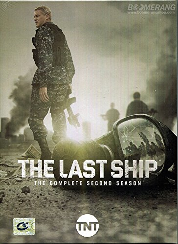 The Last Ship : The Complete 2nd Season (DVD, Region 3, Steven Kane, Hank Steinberg) Travis Van Winkle, Jocko Sims, Eric Dane