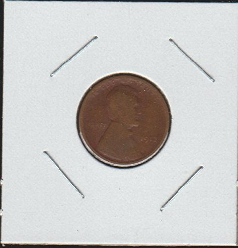 1913 Lincoln Wheat (1909-1958) Penny Good