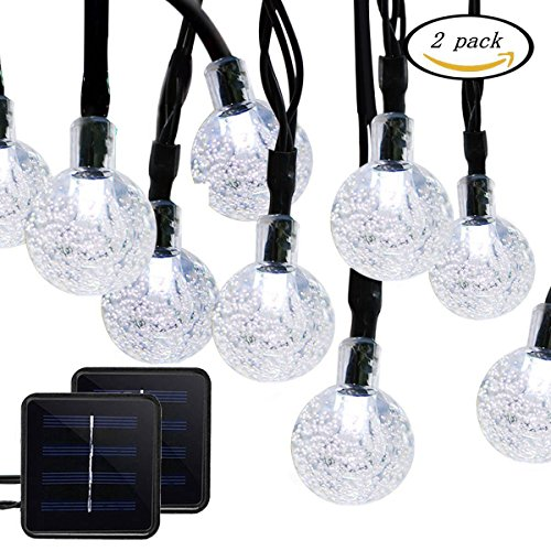 Small Solar Light Balls