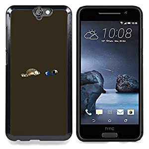 SKCASE Center / Funda Carcasa protectora - Divertido erizo;;;;;;;; - HTC One A9