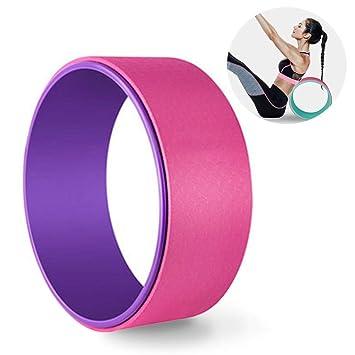 ACOMDSS Rueda de Yoga Pilates Roller - Rueda de Yoga Dharma ...
