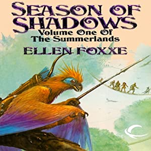 Season of Shadows Audiobook