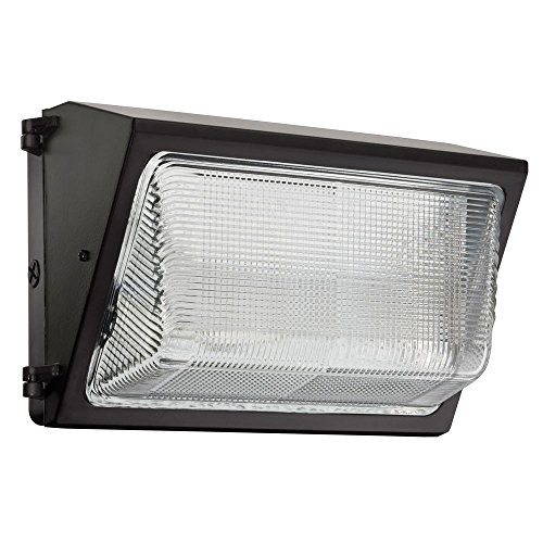 Lithonia Lighting OWPC 150M TB LPI Metal Halide Wall Pack, (Metal Halide Wallpack Light Fixture)