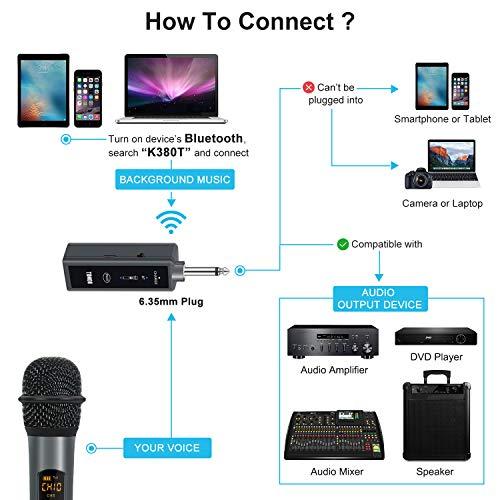Buy bluetooth microphone karaoke