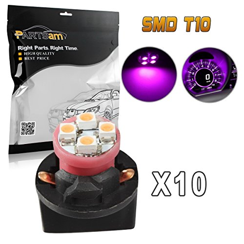 Pink Led Dashboard Lights