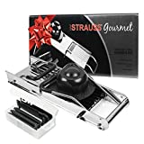 Josef Strauss French Style Stainless Steel Professional Mandoline