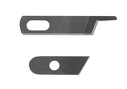 overlockmesser para Singer Overlock 14sh644,14sh654,14sh744,14sh754,14hd854