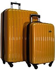 Ricardo Bradbury 2 Piece Hardside Spinner Luggage Set: 29 and 21