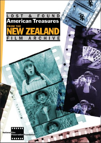 Lost and Found: American Treasures from the New Zealand Film Archive (Silent) by Image Entertainment