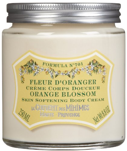 Skin Softening Body Cream, Orange Blossom, 8.8 oz