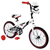 Kids Huffy Storm Troopers 16'' Bike - White