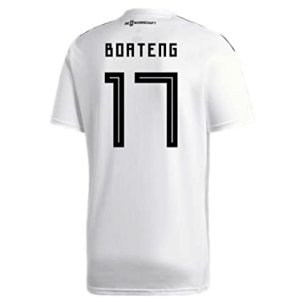 1d4c447d852 adidas Boateng  17 Germany Home Soccer Stadium Men s S S Jersey World Cup  Russia