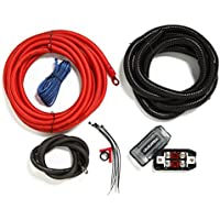 Crutchfield Amp Wiring Kit 4 gauge