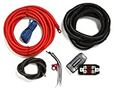 Crutchfield Amp Wiring Kit 4 Gauge
