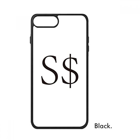 Amazon com: Currency Symbol Singapore Dollar for iPhone 7