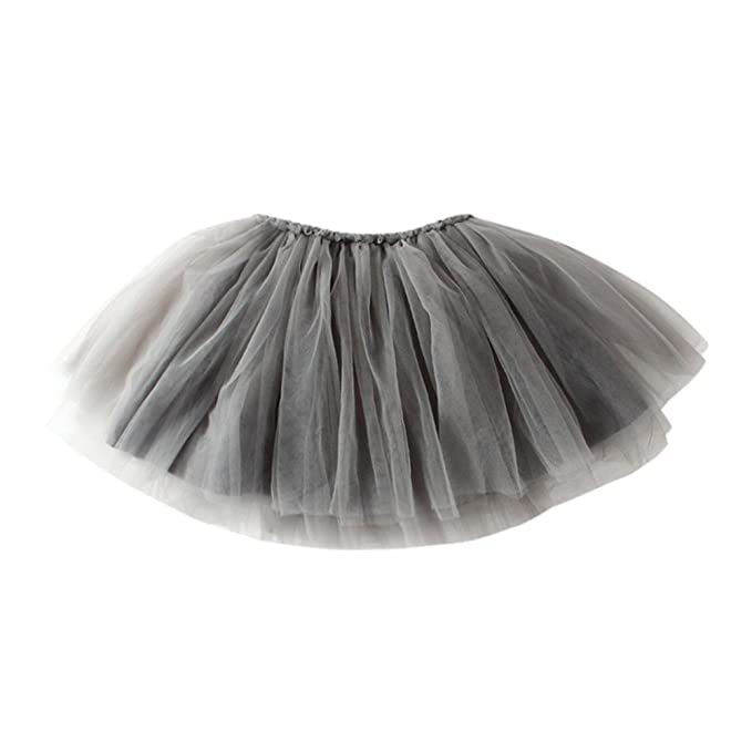 Tütü Ballettrock Balletkleid Tüllrock Petticoat Unterrock Tanzkleid Minirock