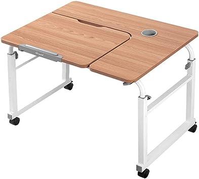 Fittoway - Mesa de escritorio ajustable sobre la cama para ...